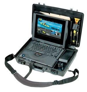 Peli 1490CC1 Laptop Case