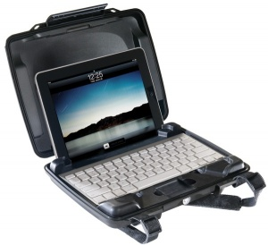 Peli i1075 Hardback Case For iPad
