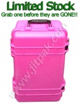 Limited Edition Peli 1510 Case in Pink