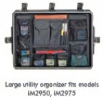 Utility Organiser to suit Storm Cases 2950 & 2975